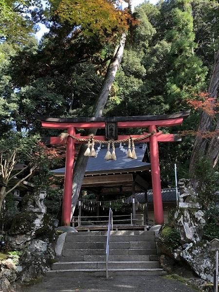 永田家への道8