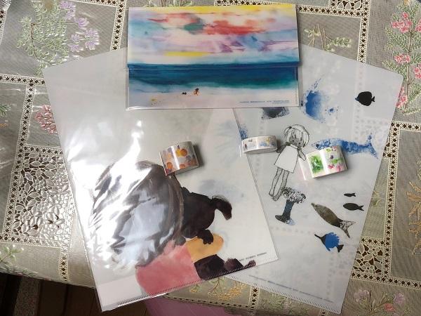 いわさきちひろ、絵描きです。2